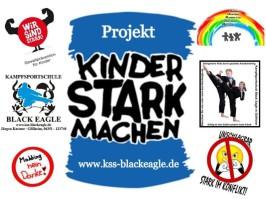 Kinder selbstbewußt machen durch Kampfsport bei Black Eagle in Göllheim