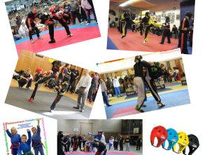 Lernen Sie Kickboxen, Karate, Selbstverteidigung und Brazilian Jiu Jitsu bei den Meistern aus Göllheim, nahe Gründstadt, Kirchheimbolanden (Kibo), Eisenberg und Donnersbergkreis