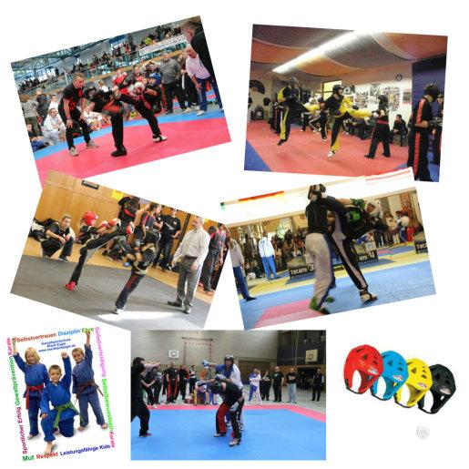 Kickboxen nahe Grünstadt lernen bei Black Eagle in Göllheim