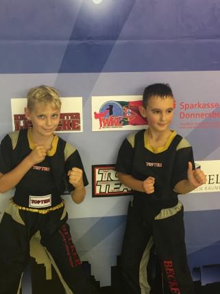 Kickboxen in der nähe von Eisenberg lernen - bei Black Eagle in Göllheim