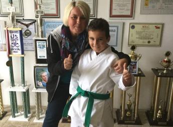 Nahe Kirchheimbolanden Karate lernen? Bei Black Eagle, den Meistern aus Göllheim